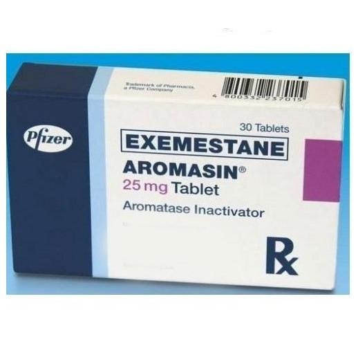 Аромазин (Aromasin) 25мг №30