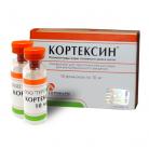 Кортексин (Cortexin) 10мг лиоф.д/р-ра д/ин.в/м. №10 фл.