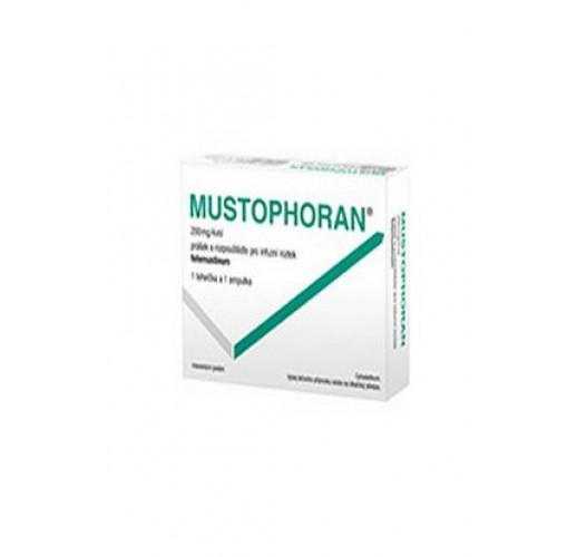 Мюстофоран 208 мг 4 мл (1шт)